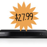 Samsung DVD Player For $27.99 Shipped