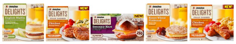 $1 off Jimmy Dean Delights Sausage Products #GotSausage