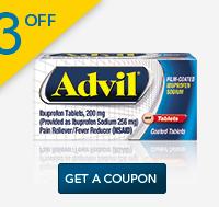 High Dollar Advil Coupons