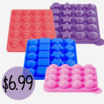 Silicone Cake Pop Pan Set