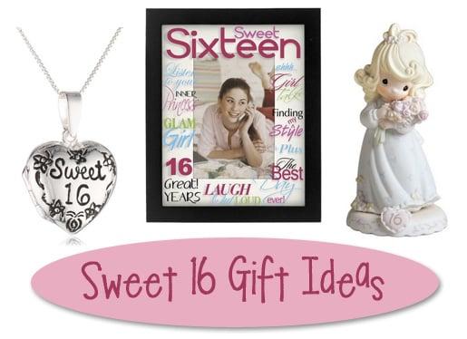 Sweet 16 Gift Ideas