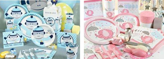 Amazon Com Modern Mommy Room Decorating Kit Baby Shower Giraffe Source · Baby  Shower