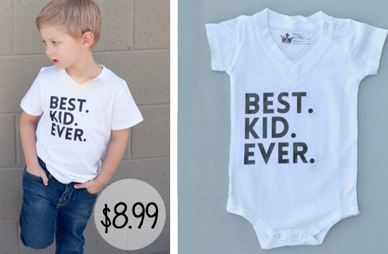 Best Kid Ever T-Shirt