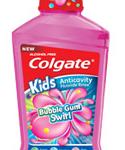 Colgate Bubble Gum Mouthwash