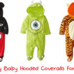 Disney Baby Hooded Coveralls