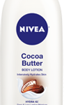 FREE Nivea Cocoa Butter Lotion Sample