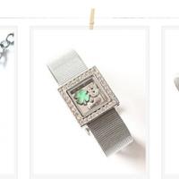 Floating Locket Bracelets Starting At $15.99