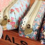 Floral Pencil Cases
