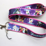 Frozen Inspired Lanyards