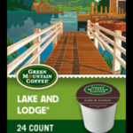 Green Mountain Lake And Lodge K-Cups 24 Count For $11.99