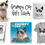 Grumpy Cat Gift Ideas