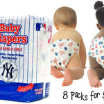 MLB Diapers