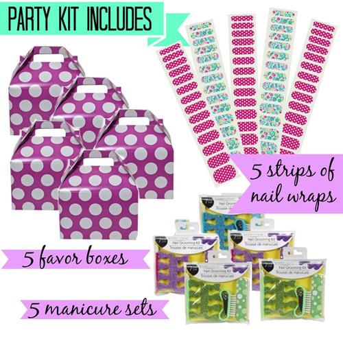 Manicure Party Kit
