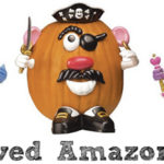 Mr. Potato Head Pumpkin Decorations