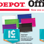 Office Depot Penny Deals