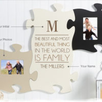 Personalized Picture Frames Save 25% Off