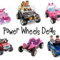 Power Wheels Deals Save Up To 30% Off