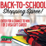 Sbarro Back To School Sweepstakes