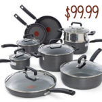 T-fal Thermo-Spot Cookware Set