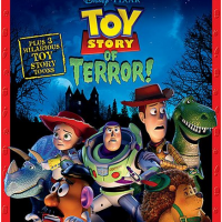 Toy Story of Terror DVD Review