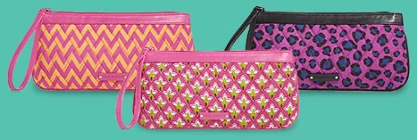 Vera Bradley FREE Trimmed Wristlet With Purchase