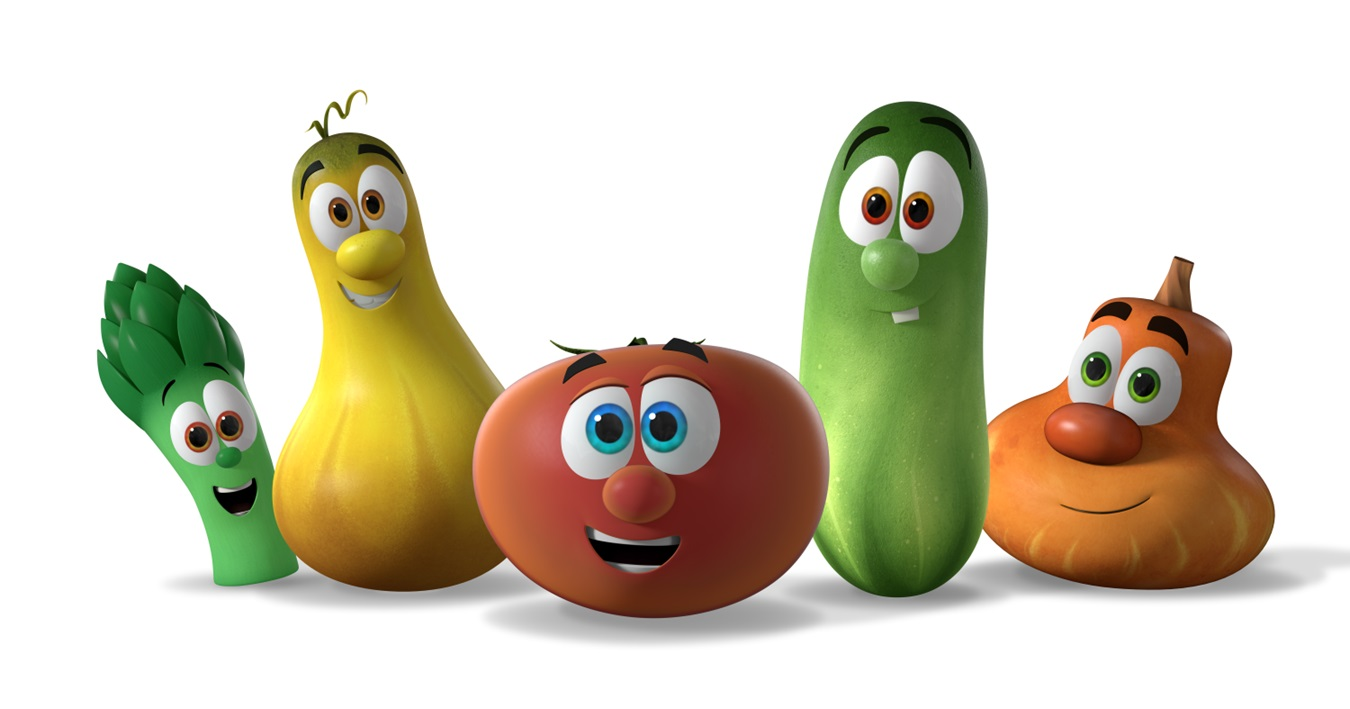 The Time I VEGGED OUT with VeggieTales in Nashville