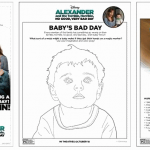Very Bad Day Printables