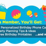 Nick Jr Birthday Club