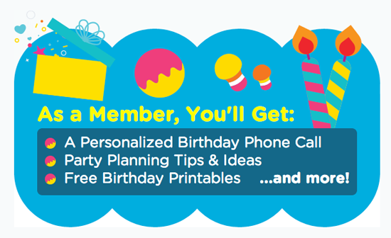 Nick Jr Birthday Club FREE Birthday Phone Call