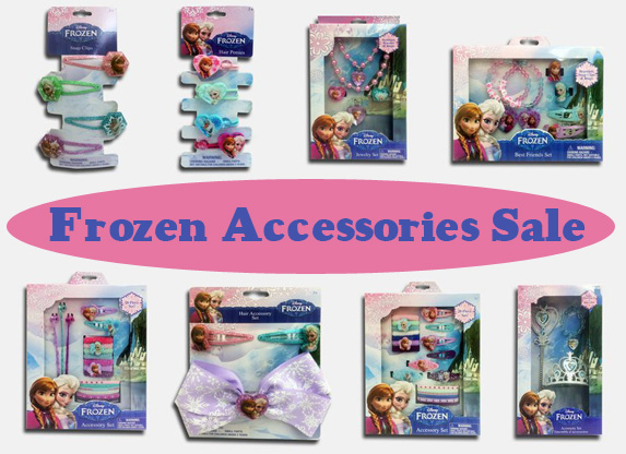 Frozen Accessories Sale