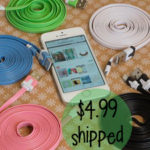 iPhone Charging Cable For $4.99 Shipped