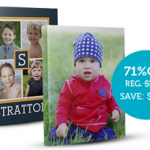8X10 Custom Photo Canvas