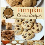 Amazing Pumpkin Cookies