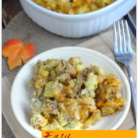 Easy Baked Squash Recipe