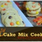 Cake Mix Cookies 5