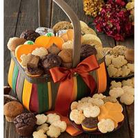 Cheryl's Autumn Bakery Basket For $29.99
