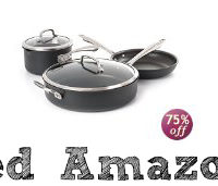 Cuisinart Cookware Sets Save Up To 75% Off