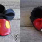 Disney Inspired Moccasins