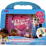 Doc McStuffins Big Book of Boo Boos