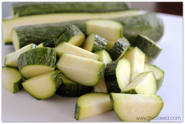 Easy Roasted Zucchini 2