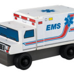 Home Depot Workshop FREE EMS Truck
