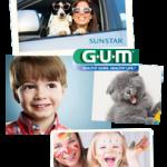 FREE GUM Proxabrush Go-Between Cleaners