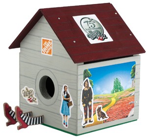 Home Depot Workshop FREE Wizard of Oz Birdhouse