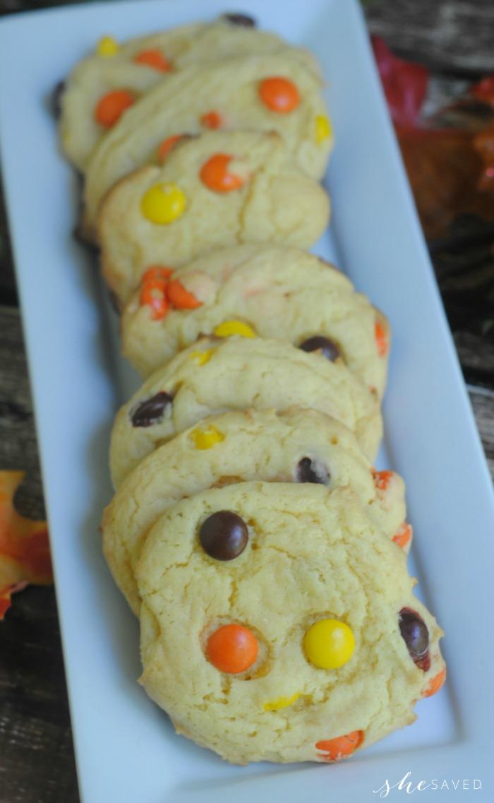 Fall Cookie Mix Recipe