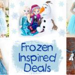 Frozen Inspired Deals