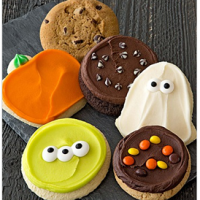 Halloween Cookie Flavor Sampler For $9.99 Shipped