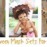 Halloween Mask Sets