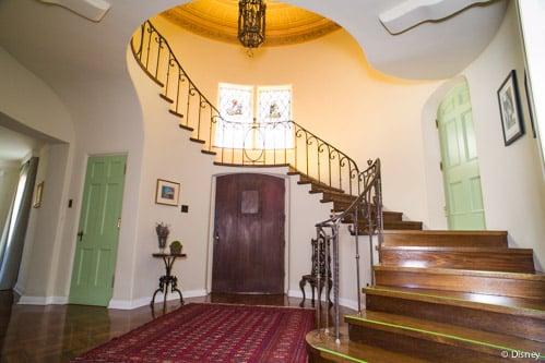 Walt Disney's Home Los Feliz