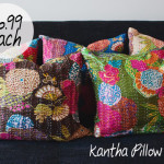 Kantha Pillow Covers