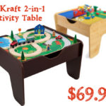 KidKraft 2-in-1 Activity Table